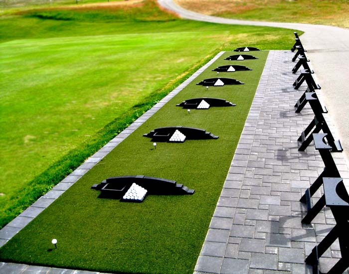 SYNLawn Golf Tee-Line