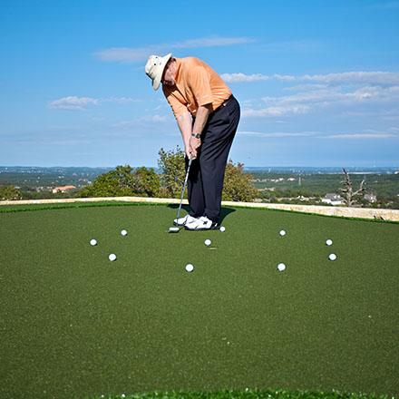 Golf Page Circle Drill