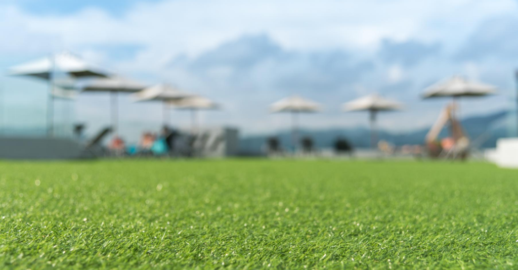 Artificial grass in San Diego
