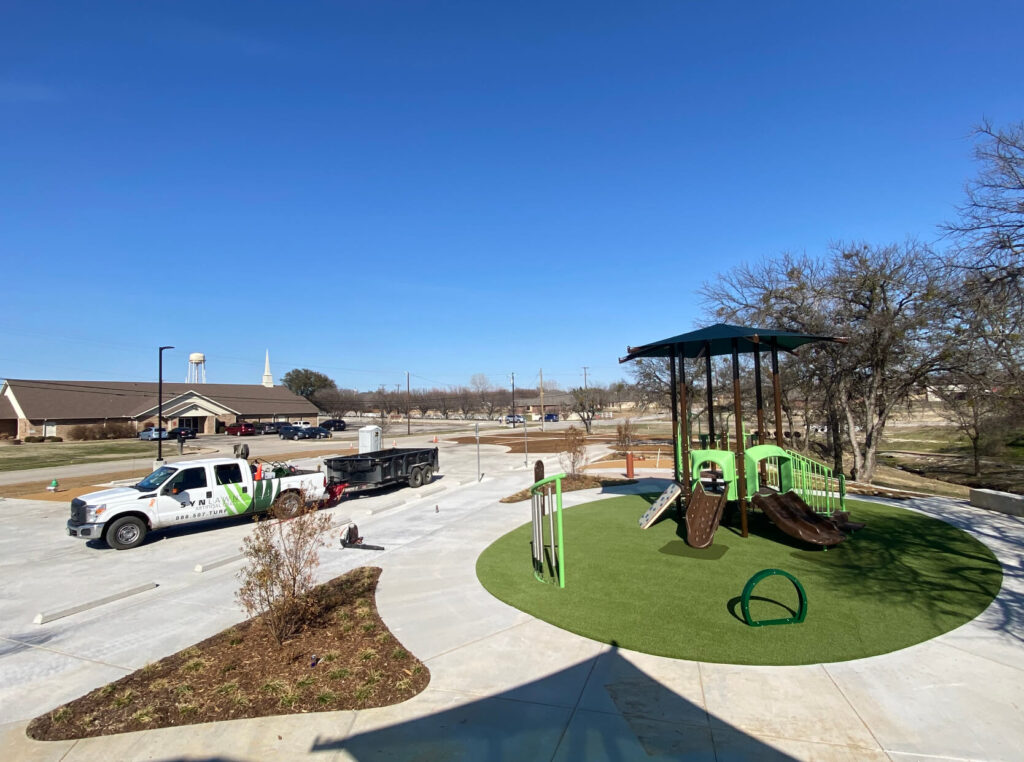 commercial-installation-on-playground
